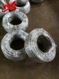 직류 전기를 통한 철강선 밧줄 6X15+7FC