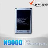 Samsung N9000のための中国の工場3.7V携帯電話電池