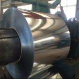 Le matériel en acier ondulé dans la bobine de la plaque en acier galvanisé pour les toitures