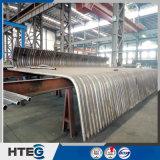 Migliori comitati di parete d'acciaio di vendita dell'acqua del sistema di riciclaggio dell'acqua del tubo di Stailess in Cina