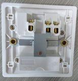 16A commuté avec lumière multi-socket