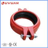 Montaggio Grooved dell'impianto idraulico con le certificazioni di UL/FM/Ce