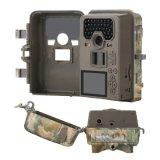 12MP HD 1080P schwarze IR Spiel-Jagd-Hinterkamera-Nachtsicht-Kamera mit 2.0 '' Farbe TFT LCD