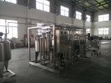 Iogurte pequeno automático cheio da capacidade que processa a maquinaria