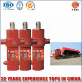 高品質および競争価格のトラックの水圧シリンダの側面ダンプ