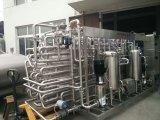Tipo inteiramente automático máquina Sterilizing da câmara de ar do Uht do suco de tomate de 3000L/H