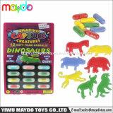 Cápsula cada vez más la magia de las Criaturas Modelo Animal de espuma suave esponja expansión Toy