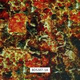 films d'impression de transfert de l'eau de largeur de 1m Patern de marbre pour les pièces et l'usage Bds389-1A de véhicule de Dailys