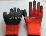 Рабочие перчатки из латекса с покрытием для очистки