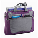 Klassischer wasserdichter Handtaschen-Schulter-Beutel-Laptop-Beutel (FRT3-114)