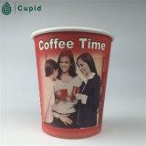 Tazza di caffè a parete semplice del commestibile delle tazze di carta di uso della bevanda