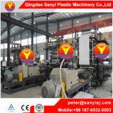 Base rigide en plastique PVC Plancher de SPC/panneau/Tile/Plank/Mat machine de formage