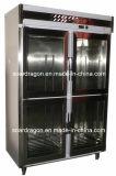Roestvrijstalen Elektrische Voedingverwarmer Met +85 Graden