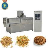alimento de perro seco que hace la máquina