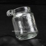 Runde Glasflasche des Diffuser- (Zerstäuber)gebrauch-Korken-Sealing100ml
