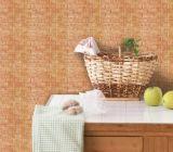 Ziegelstein-Tapeten-Kunst-Raum PET Schaumgummi-Wand-Aufkleber der Form-3D