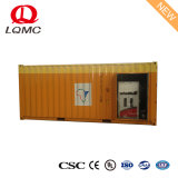 20M y 40ft contenedor portátil de la estación de combustible Gasolina Diesel exportados a África