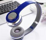 Auricular sin hilos estéreo ligero del receptor de cabeza del LED Bluetooth
