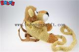 """11.8 """" reizende gelbe Plüsch-Löwe-Kind-Rucksack-Kind-nicht verlorene Beutel Bos-1238/30cm"""
