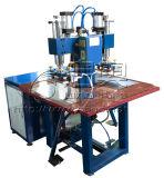 Soudeuse d'à haute fréquence pour graver le tissu synthétique de cuir de vêtement d'unité centrale