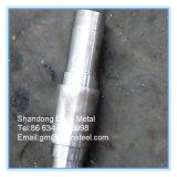 Arbres de rouleau modifiés de usinage rugueux modifiés de barre d'acier allié