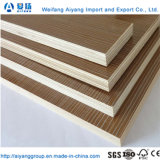 Decorative Low Price 18mm Plywood with Melamine WBP Glue