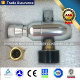 Bester Preis-Druck-Vorsichtsmaßnahme Messing-CO2 Regler mit doppeltem Anzeigeinstrument für Gas-Zylinder und Aquarium