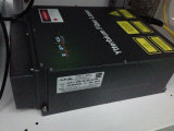20W Marquage laser à fibre et la gravure de la machine avec 700*500mm grande gamme de marquage
