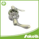 고품질 아연 아연 합금 손잡이를 가진 관 레버 자물쇠