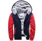 Куртка Hoodie зимы 2017 людей грелки тела зимы толщиных тяжелых