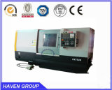 Máquina horizontal do torno de CK7520BCNC