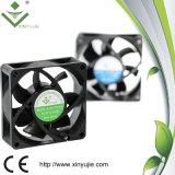 Acondicionador de aire del ventilador de la C.C. del plástico de Xj7025 70m m mini para el extractor del motor de la C.C. del ventilador de la C.C. de los coches 12V