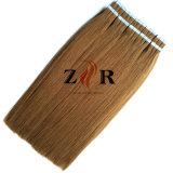 Band van het Haar van de Kleur van twee Toon de Dubbel Getrokken Chinese in de Uitbreiding van het Menselijke Haar