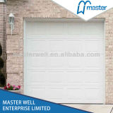容易なControl Steel Garage Doorか中国Cheap Steel Garage Door