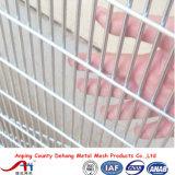 Cerca revestida do engranzamento da alta segurança 358 da escalada do PVC anti