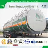 3 dell'asse 50cbm del combustibile/petrolio greggio/diesel/petrolio dell'autocisterna rimorchio del serbatoio del rimorchio semi