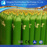 큰 양 40L 산소 실린더 WMA219-40-150