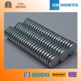 De Vernikkelde Magneet van uitstekende kwaliteit van het Neodymium voor Generator