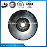 Grey Iron Metal Mould Sand Casting Flywheel with Customized Service