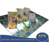 Aqualand XPE doppeltes Gesicht faltbar/Fußboden/Schaumgummi/Spiel/Spielen/Kriechen/Kriechen/Gymnastik/Yoga/Kampieren/Zudecke/Teppich/Matte