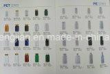 Prodotti di plastica trasparenti verdi caldi di vendita 150ml/bottiglia chimica
