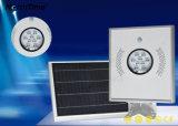 Einteiliges Solarstraßenlaternemit Bewegungs-Detektor für externe Festlegung