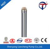 pompa solare del pozzo trivellato dell'acciaio inossidabile 4SSM12 da vendere
