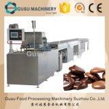 SGS Verklaarde Machine van de Chocolade van het Voedsel van de Snack laat vallen het Deponeren Apparatuur
