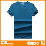 남자의 형식 둥근 목 t-셔츠
