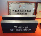 Qualitäts-bedeckt Low-Alloy hochfester Kohlenstoffstahl Q345A 16mn