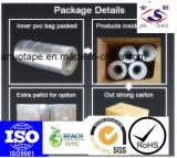 Cinta adhesiva del papel de aluminio de la adherencia del conducto fuerte de la HVAC con el trazador de líneas fácil de Relaese