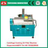 Macchina automatica del filtrante dell'olio da tavola della centrifuga di rimozione delle scorie