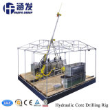 De Installatie van de Boring van de Kern van de Diamant van de Machines van de Exploratie van de mijn (hfp200)