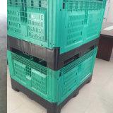 Caixa de paletes, Colapsáveis Caixa de paletes plásticos, Caixa de paletes dobráveis